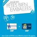 Fetes bien emballees fr 120x120 - Concours Jean Coutu et Rona: Gagnez une de 10 cartes-cadeaux de 1000$