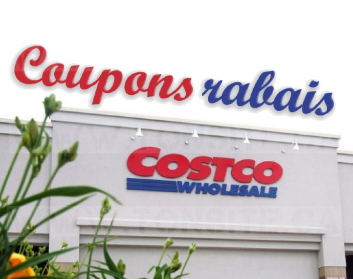 costco coupon rabais