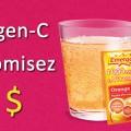 coupon emergen c 570 120x120 - Les vitamines Emergen C à 4,99$ aprés coupon imprimable!