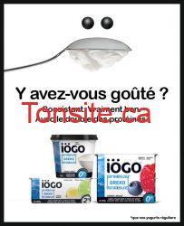 iogo 2 - GRATUIT: Obtenez un produit produit iögo Greko (4x100 g, 8x100 g ou 500 g) gratuitement