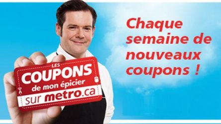 metro - Nouveaux coupons rabais METRO à imprimer!