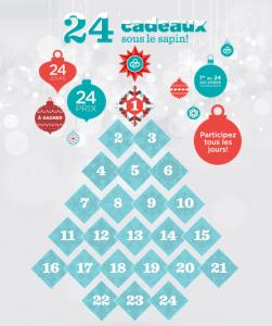 24 cadeaux sous le sapin 251x300 - Concours maman pour la vie: 24 cadeaux sous le sapin!