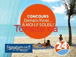 24h - Concours 24montreal: Gagnez un séjour d'une semaine tout compris au Riviera Maya au Mexique!