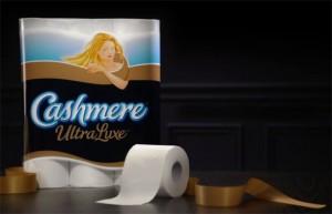 Cashmere UltraLuxe 588x380 300x193 - Papier hygiénique Cashmere (8 rouleaux doubles) à 4$ après coupon!