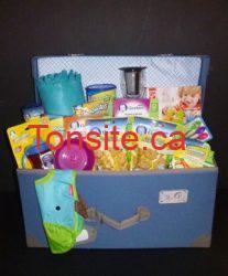 Gerber Arrowroot Prize - Gagnez un ensemble-cadeau Nestlé Gerber Arrowroot Petit mangeurs!