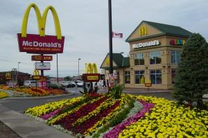 McDonalds Canada restaurant in Sault Ste. Marie Ontario 300x199 - NOUVEAU: Plusieurs coupons rabais à imprimer de McDonalds!