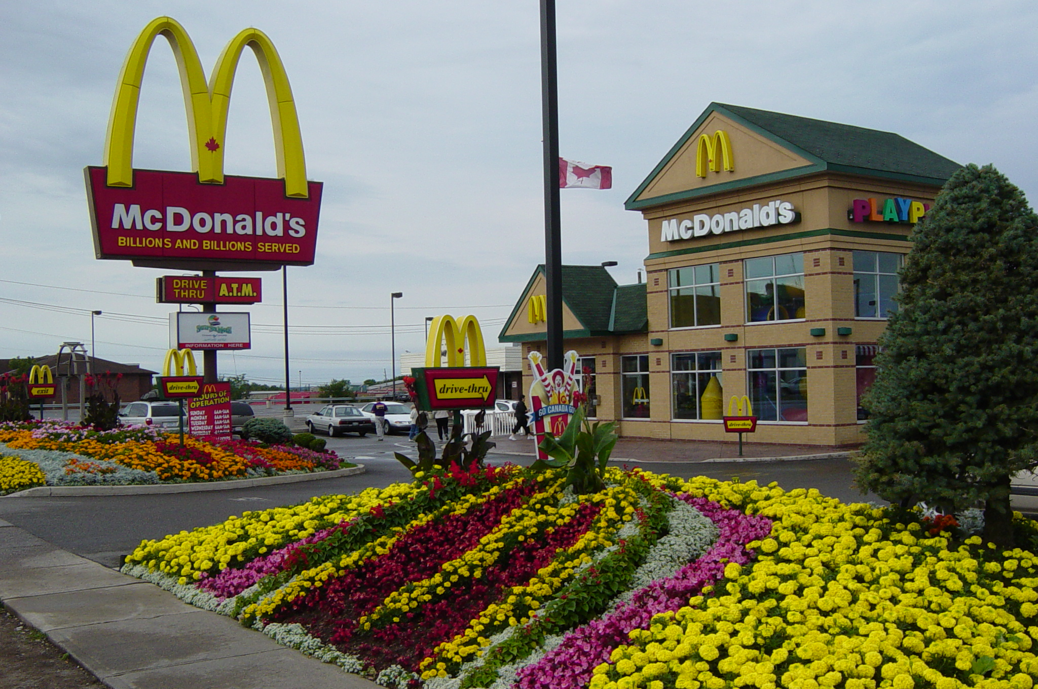 McDonalds Canada restaurant in Sault Ste. Marie Ontario - NOUVEAU: Plusieurs coupons rabais à imprimer de McDonalds!