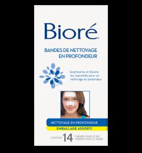 biore 1 279x300 - Soins de visage Bioré à 3,97$ après coupon!