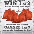 canadiantire 9 sacs 120x120 - Concours Canadian Tire: Gagnez 1 de 9 sacs remplis de cadeaux des fêtes!