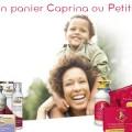 concours caprina 120x120 - Concours Canus: Gagnez un panier des produits Caprina ou Petite Chèvre!