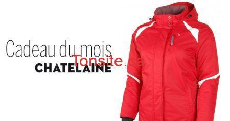 concours chatelaine - Concours Châtelaine: Gagnez un manteau de ski Banff d'une valeur de 500$
