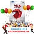 concours visa 120x120 - Concours du canada: Gagnez une carte visa prépayée de 50$!