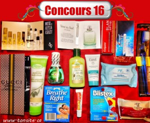 concours16 jpg1 300x246 - Concours 16: Gagnez 15 échantillons ou 1 de 8 enveloppes de coupons!