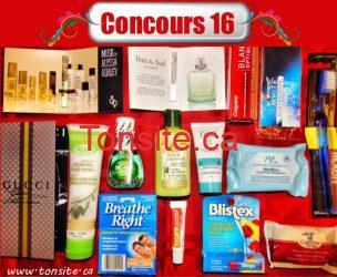 concours16 jpg1 - Concours 16: Gagnez 15 échantillons ou 1 de 8 enveloppes de coupons!