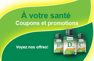 coupon fr 300x194 - Coupon rabais de 1$ sur les vitamines Adrien Gagnon!