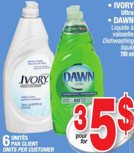 coupon dawn canada