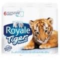 essuie tout royal tt 120x120 - 6 rouleaux d'essuie-tout Tiger Towel de Royale à 99¢ après coupon!