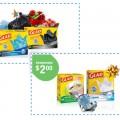 glad sacs 120x120 - 2 nouveaux coupons rabais d'un total de 5$ sur les sacs Glad!