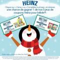 heinz baby concours 120x120 - Concours Heinz Baby: Gagnez des coupons de gratuité pour des céréales et des collations Heinz!