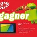 kitkat couchetard 120x120 - Concours Kit Kat Android de Couche-Tard: Gagnez 1 de 5 tablettes Nexus 7 de Google!