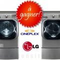 lg concours 120x120 - Concours LG: Gagnez une laveuse et une sécheuse LG (valeur de 3499,99$)!