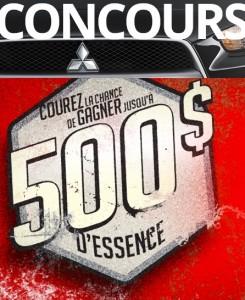 mitsubishi 245x300 - Concours Quebec Mitsubishi: Gagnez jusqu'à 500$ d'essence!