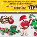 mms concours 120x120 - Concours M&M'S: Inscrivez-vous pour courir la chance de gagner un bas de Noel rempli de M&M'S!