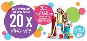 pharmaprix 28 12 300x141 - 28 décembre: Promotion 20X plus de points Optium chez Pharmaprix!