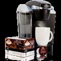 promotions offers keurig 120x120 - Concours Folgers Canada: Gagnez 1 de 11 cafetière pour café torréfié moulu ou un Système d'infusion une tasse à la fois Keurig