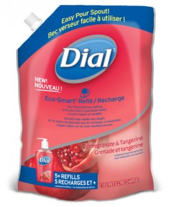 recharge dial 245x300 - Recharges de savon Dial GRATUITES après coupon!