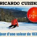 ricard cuisine 120x120 - Concours Ricardo Cuisine: Gagnez un séjour à l'hôtel la ferme de Baie-Saint-Paul!