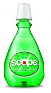 scope 167x300 - Rince-bouche Scope à 2,24$ après coupon!