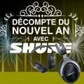 shure 120x120 - Concours Shure: Gagnez un casque d'écoute professionnel d'une valeur de 599$!
