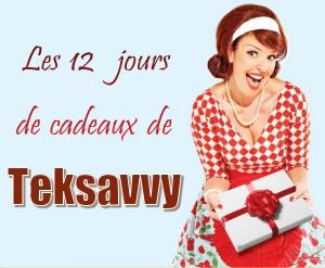 teksavvy 300x247 - Concours Teksavvy: Les 12 jours de cadeaux!