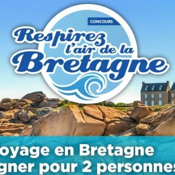 bretagne concours 350x350 - Concours TVA: Gagnez un voyage de 12 nuits pour 2 personnes en France! (valeur de 6000$)