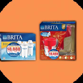 brita concours 350x350 - Concours Brita: Gagnez un voyage d'une valeur de 8888$ et un panier-cadeau Brita!