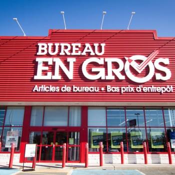 bureauengros 350x350 - Bureau en gros: coupon rabais de 10% sur tout achat au magasin!