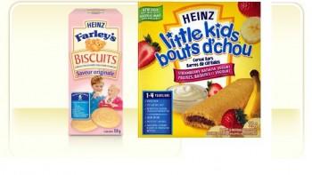 farleys 350x197 - Biscuits pour bébé Bouts d'chou de Heinz à 1$ après coupon!