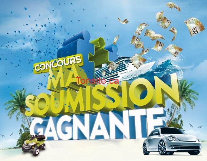 lapersonnelle - Concours La Personnelle: Gagnez une voiture New Beetle Volkswagen 2015 ou un crédit voyage de 10000$ ou 1 de 25 iPad mini!