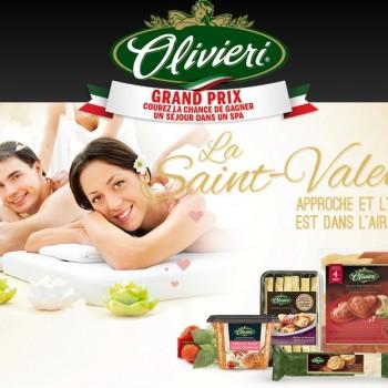 oliveri 350x350 - Concours Oliveri: Gagnez un forfait spa de luxe pour 2 personnes!