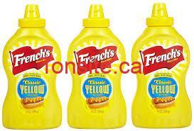 téléchargement - Moutarde French's à 1.50$ après coupon!