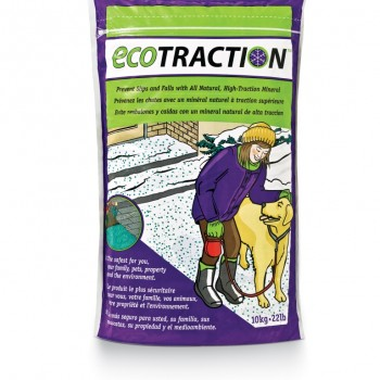 Ecotraction 350x350 - Coupon rabais de 2,50$ sur un produit de déglaçage Écotraction!