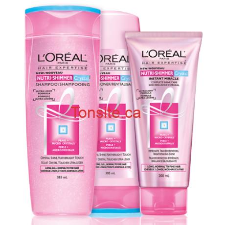 ImageReader 1 - Produits capillaires Hair Expertise Total de L'Oréal à 1.99$ après coupon!