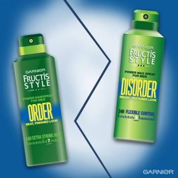 garnier order disorder1 350x350 - Concours Garnier: Gagnez un ensemble de produits Garnier Order/Disorder!