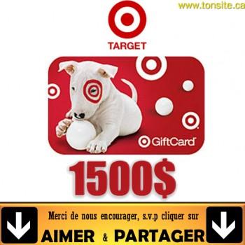 gift card 1500 target jpg 350x350 - Concours whatshehastosay: Gagnez une carte-cadeau Target de 1500$!