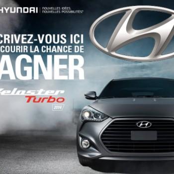 hyndai 2014 350x350 - Concours Hyundai 2014: Gagner un Veloster Turbo DCT 2014 (valeur de 30714$)!