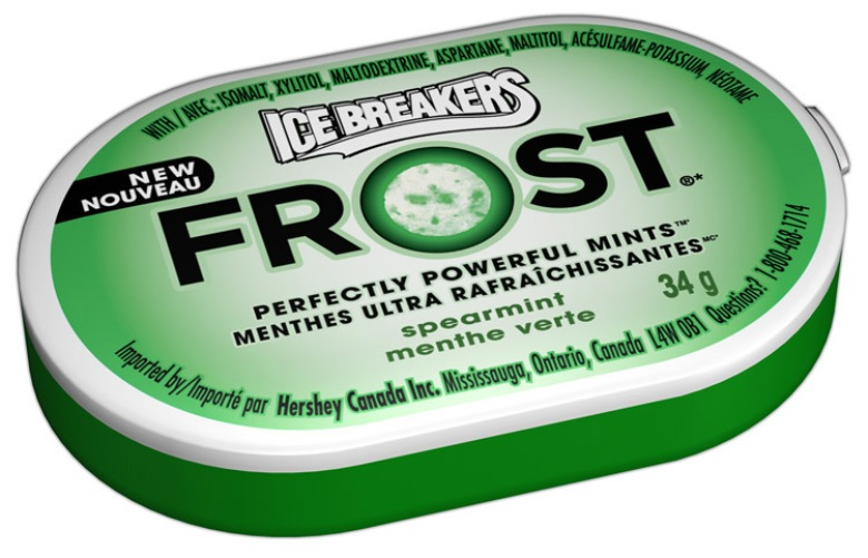 ice breakers - Bonbons à la menthe Ice Breakers à 75¢ après coupon!