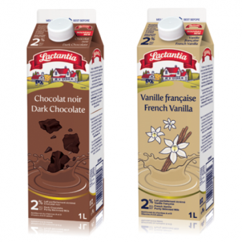 lactantia 350x350 - Breuvage laitier au chocolat Lactantia à 99¢ après coupon!