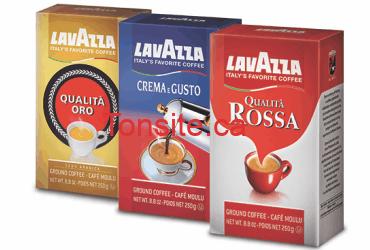 lavazza - Coupon rabais de 1$ sur deux mélanges de café Lavazza (Qualita Oro, Crema & Gusto, Qualita Rossa)!