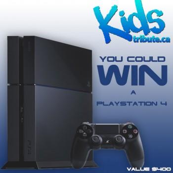 playstation4 350x350 - Concours Tribute: Gagnez un Playstation 4 (valeur de 400$)